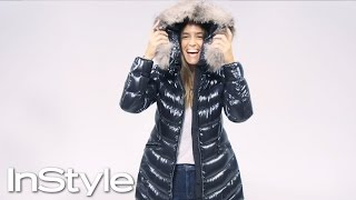 30 Puffer Coats in 60 Seconds | InStyle