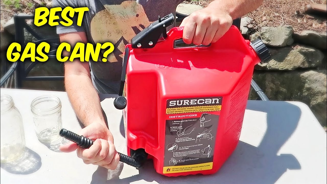 what-is-surecan-gas-can