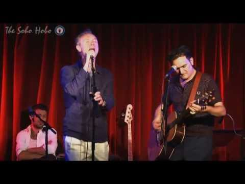 "Tim Arnold And Gary Kemp  Perform Spandau Ballet's ""True"""