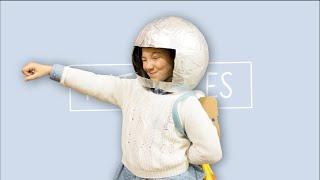 Cómo hacer un de casco de astronauta - Iki-hack 3