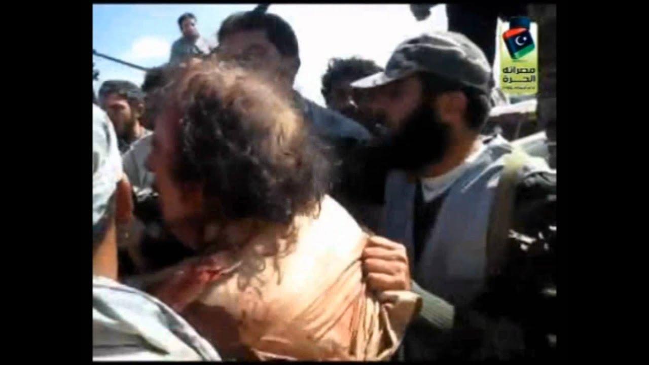 Gaddafi Sodomization