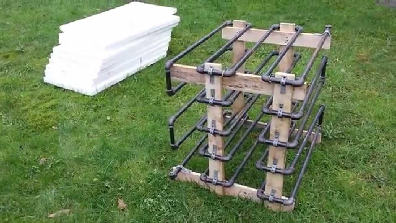 luxus heizung selber bauen einzigartige ideen zum sichtschutz. Black Bedroom Furniture Sets. Home Design Ideas