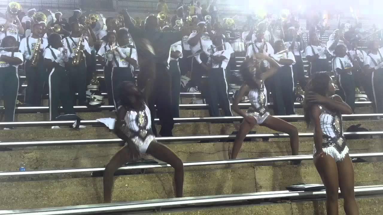 Jefferson Davis High School Marching Vols 2013-2014