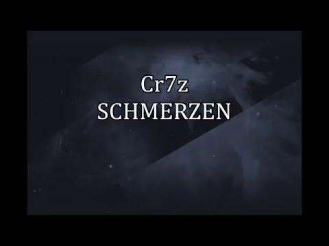 Cr7z - Schmerzen [Lyrics Video]