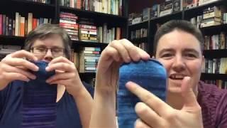 Ep. 27 Faking Sanity Knitting & Spinning Podcast: Sockasaurus!