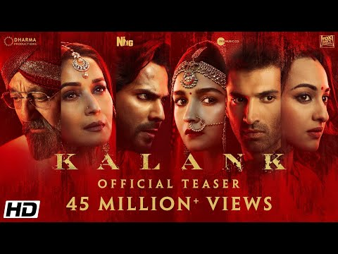 Kalank | Official Teaser