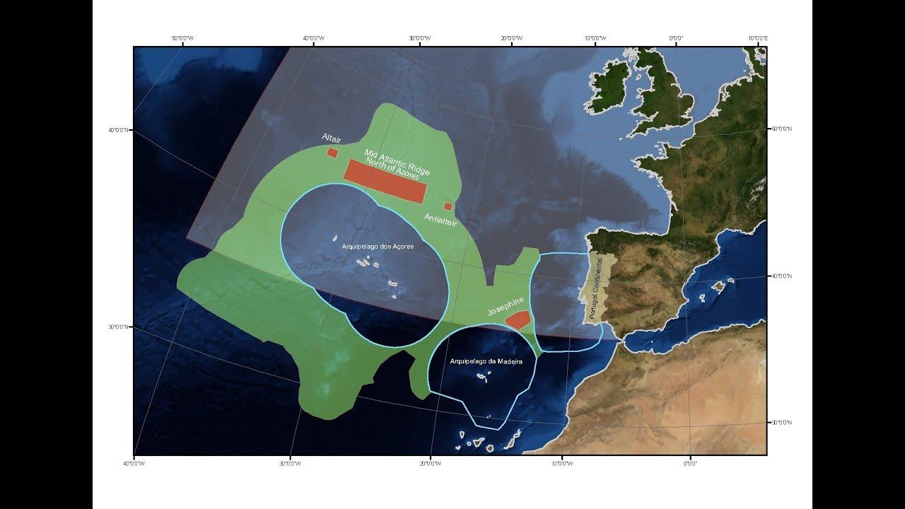 portugal é mar mapa Portugal é do tamanho da Índia continental   YouTube portugal é mar mapa