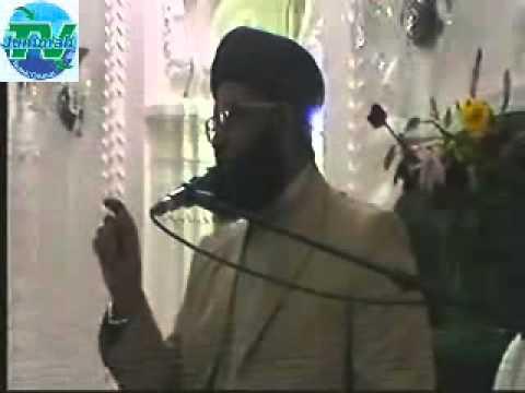 Qari Faqi Ali Noorani Jummah 04.04.14 @ Jummah Masjid