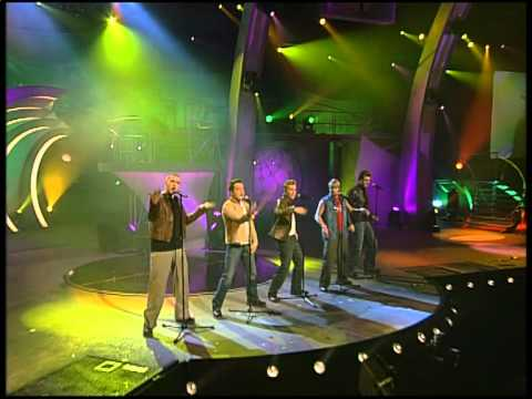 Westlife - Uptown girl - Live the DOME