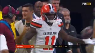 Browns vs Saints Highlights / NFL Week 2 / 9-16-2018