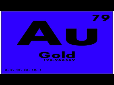 Study guide 79 gold periodic table of elements youtube study guide 79 gold periodic table of elements urtaz
