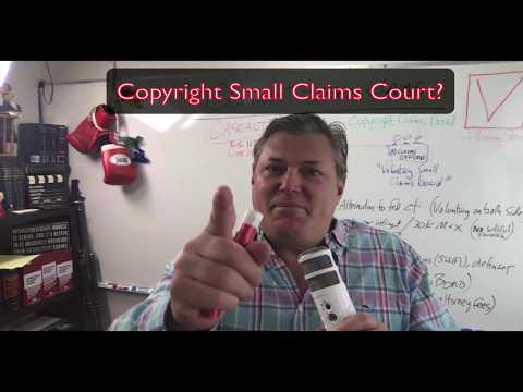 """Copyright """"Small Claims Court"""" coming to a theater near you?  C.A.S.E. Act Overview Mp3"""