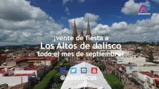 Fiestas de Septiembre 2016 en los Altos de Jalisco
