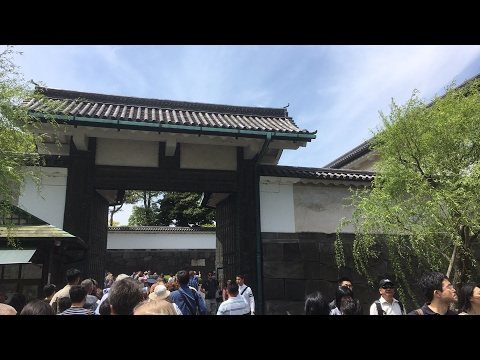 live!  Imperial Palace 皇居