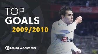 TOP GOALS LaLiga 2009/2010