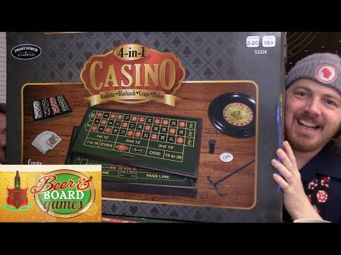 List of casino board games