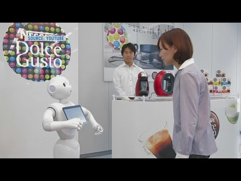 'Nice talking to you': Humanoid robot, Pepper visits Toronto