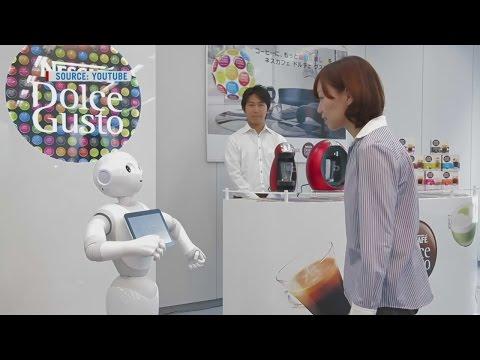 'Nice talking to you': Humanoid robot, Pepper visits Toronto
