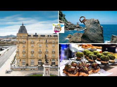 San Sebastian: touring Northern Spain