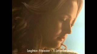 Leighton Meester   A Little Bit Stronger