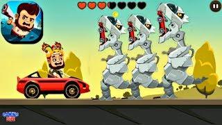 एलियंस ड्राइव मी क्रेजी - गेमप्ले वॉकथ्रू पार्ट 1 | एंड्रॉइड गेमप्ले एचडी screenshot 2