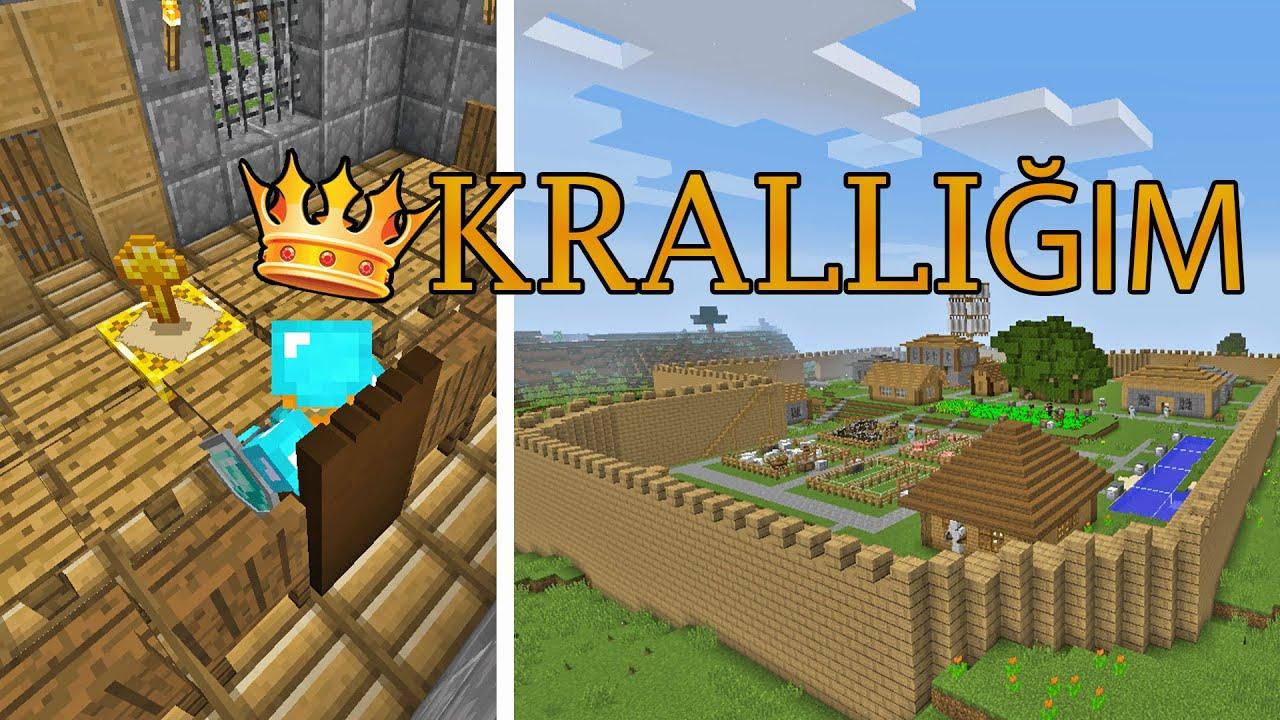 Özel Korumalarım ( HAÇLI ORDUSU ! ) | Minecraft Kale MOD #7