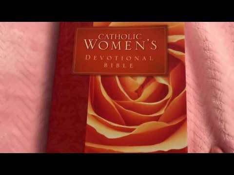 Catholic Women's Devotional Bible| Walkthrough