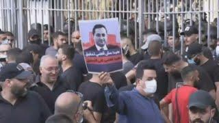 Beirut port explosion: Investigation sparks violent demonstrations • FRANCE 24 English