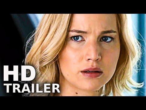 Passengers - ALLE Trailer & Clips German Deutsch (2017)