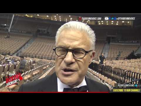 JIM LAMPLEY REACTS TO WARD KNOCKING OUT KOVALEV