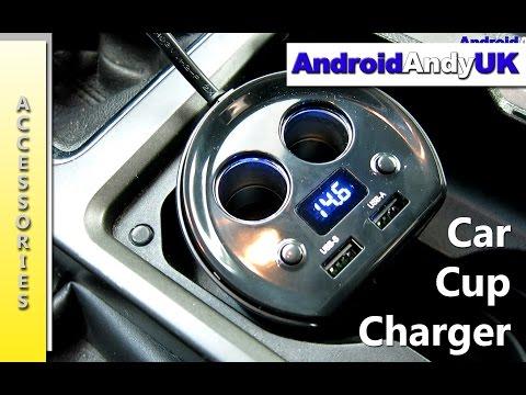 CHGeek Car Cup Charger