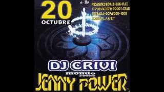 Jenny Power - 20 Octubre 2001 @ Dj Crivi