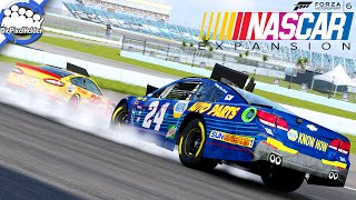 fm6 nascar expansion 01 ein neuer stern am nascar himmel let s play fm6 nascar expansion