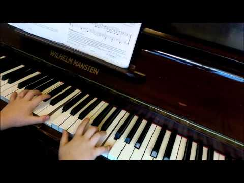 Das Schaukelpferd (The Rocking Horse), Gurlitt - Grade 1 ABRSM Piano