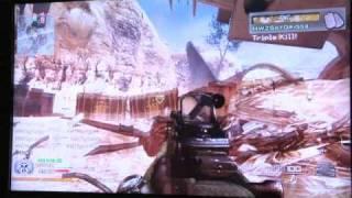 Modern Warfare 2 - TDM @ Afghan Map (Part 1)