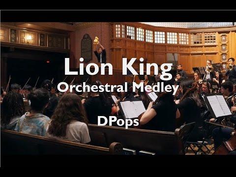 Lion King Orchestral Medley - DPops