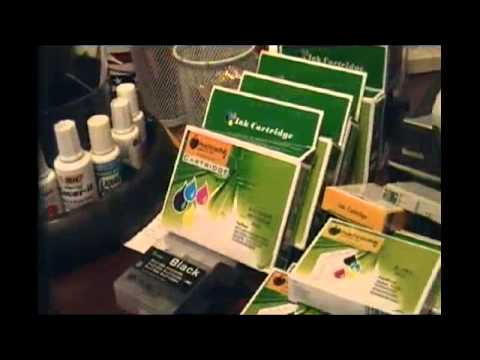 Print out money with HP printer and www peachtreeink com inks