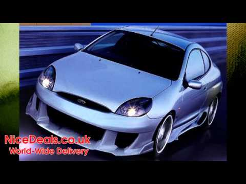 Ford Puma Body Kit | British Automotive