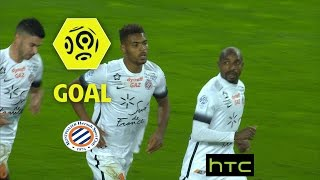 Video Gol Pertandingan SC Bastia vs Montpellier