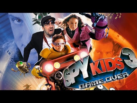 Spy Kids 3D - Nostalgia Critic
