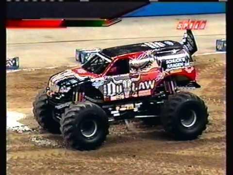 USHRA Monster Trucks Houston TX Show Racing Part YouTube - Monster car show houston tx