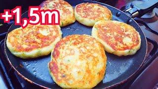 Recette Pour Diner Cuit à la Poêle en 10min  - Cuisine Marocaine