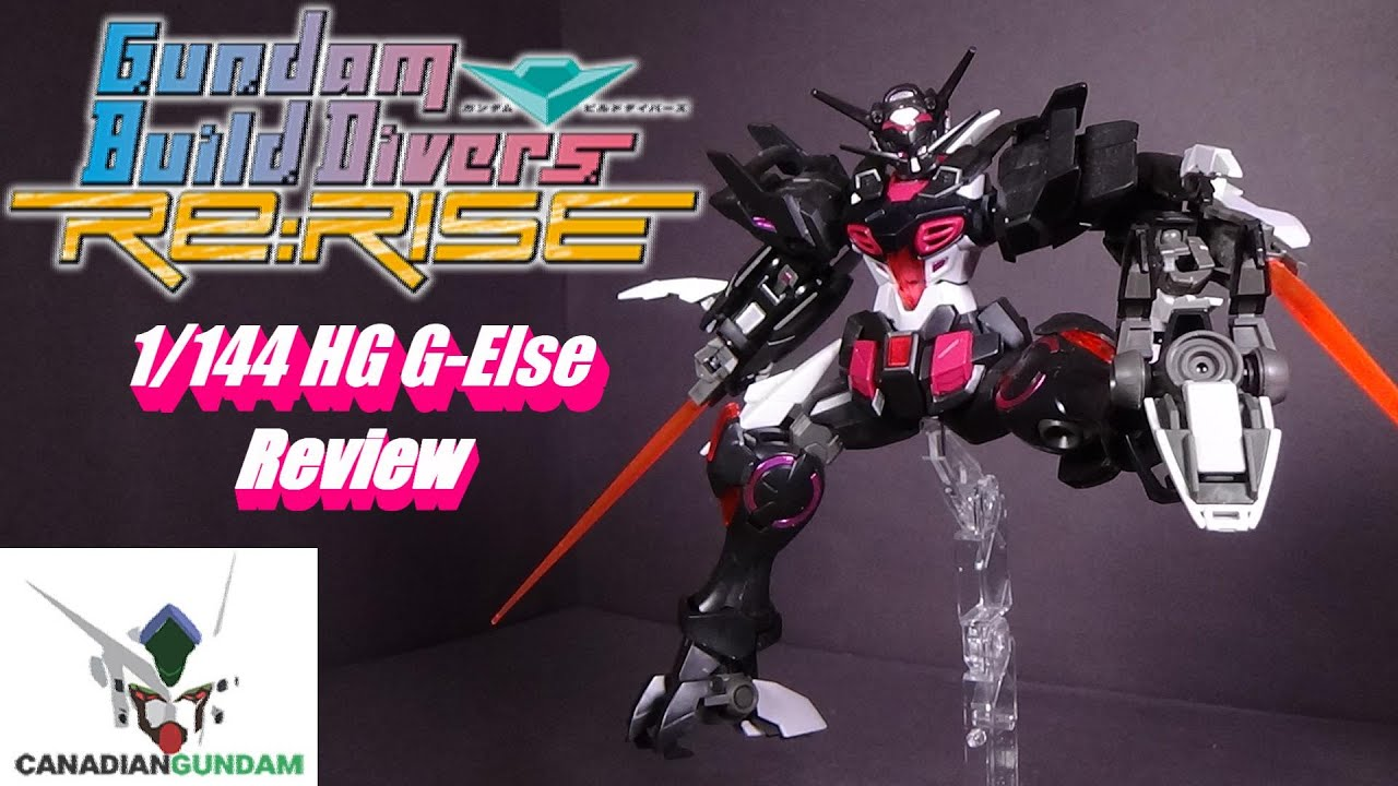Download 1/144 HG Gundam G-Else Review