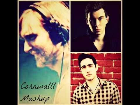 David Guetta Vs 3LAU Vs hardwell & MAKJ -Escape hard To the Countdown - (Cornwalll Mashup)