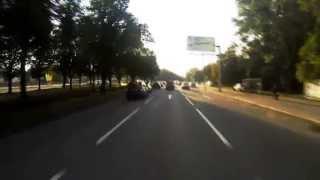 Moscow moto weekend kawasaki z750