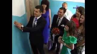 Димочка спешит к любимой! Выкуп невесты!(Выкуп невесты. Было очень интересно! Спасибо нашим девушкам, подготовили замечательный сценарий выкупа!..., 2013-08-04T17:59:13.000Z)