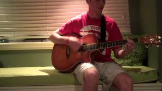 Light a Roman Candle With Me - Fun. - Christian Ott (Acoustic Cover)