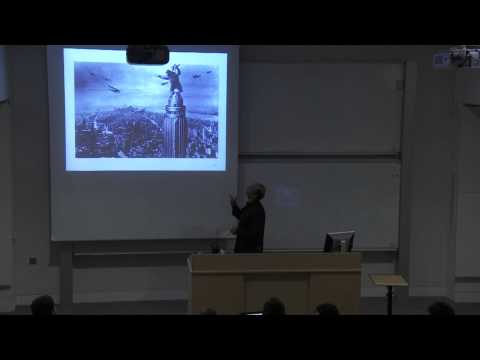 The macroecology and environmental impacts of humanity, by Professor Yadvinder Malhi