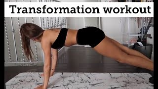 how to get a smaller waist in 3 minutes workout 1