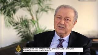 Ayaz Müttelibov Al Jazeera